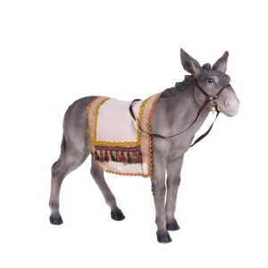 Nativity Figure - Donkey - 85 cm - Grande