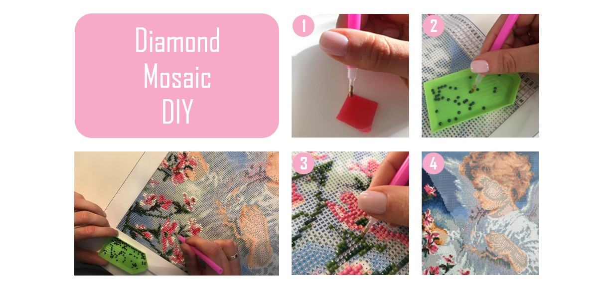 Diamond Mosaic DIY
