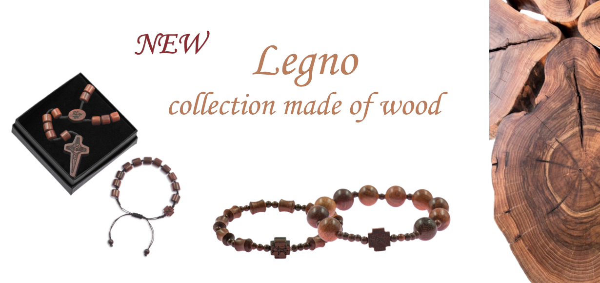 Legno  collection made of wood