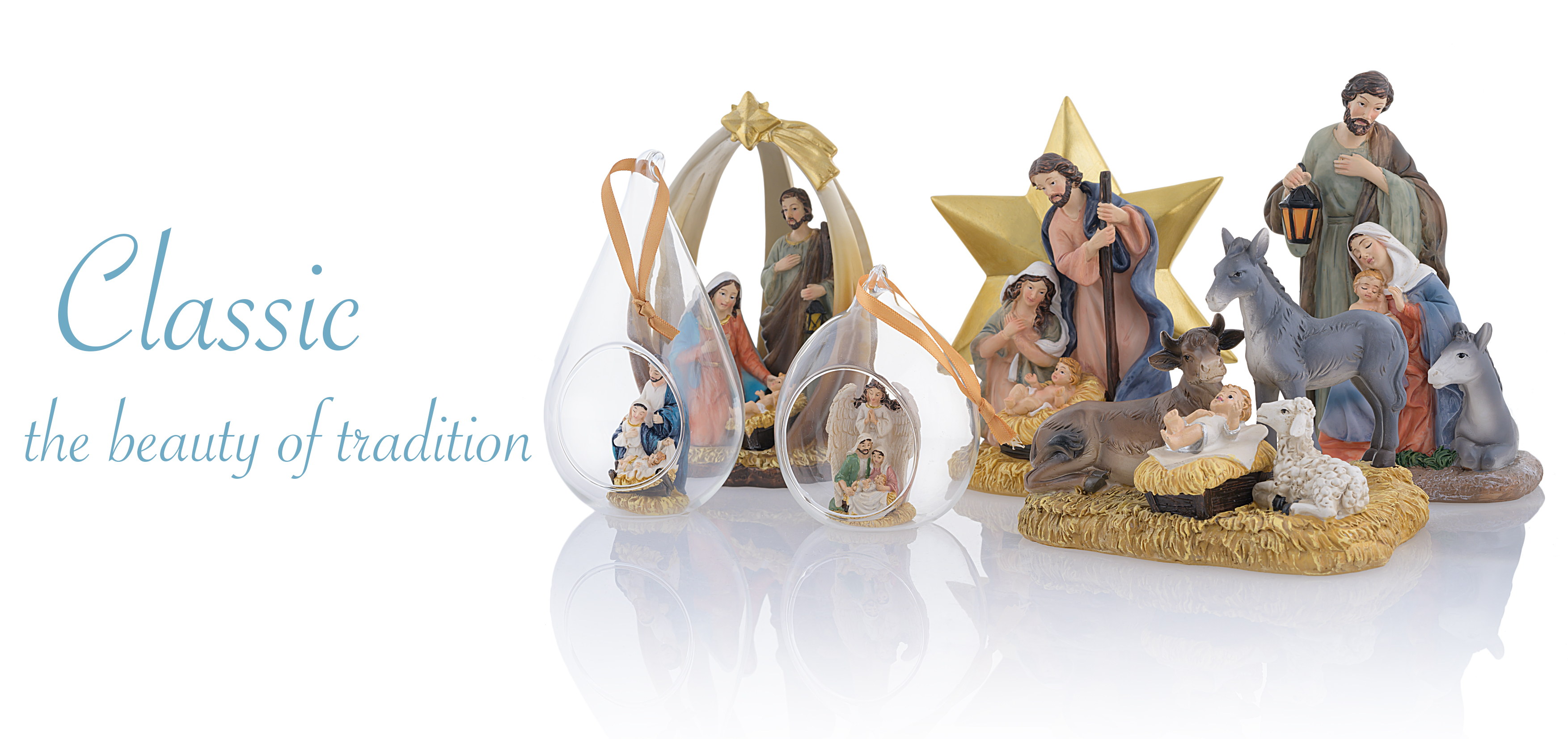 Nativity Sets - Classic