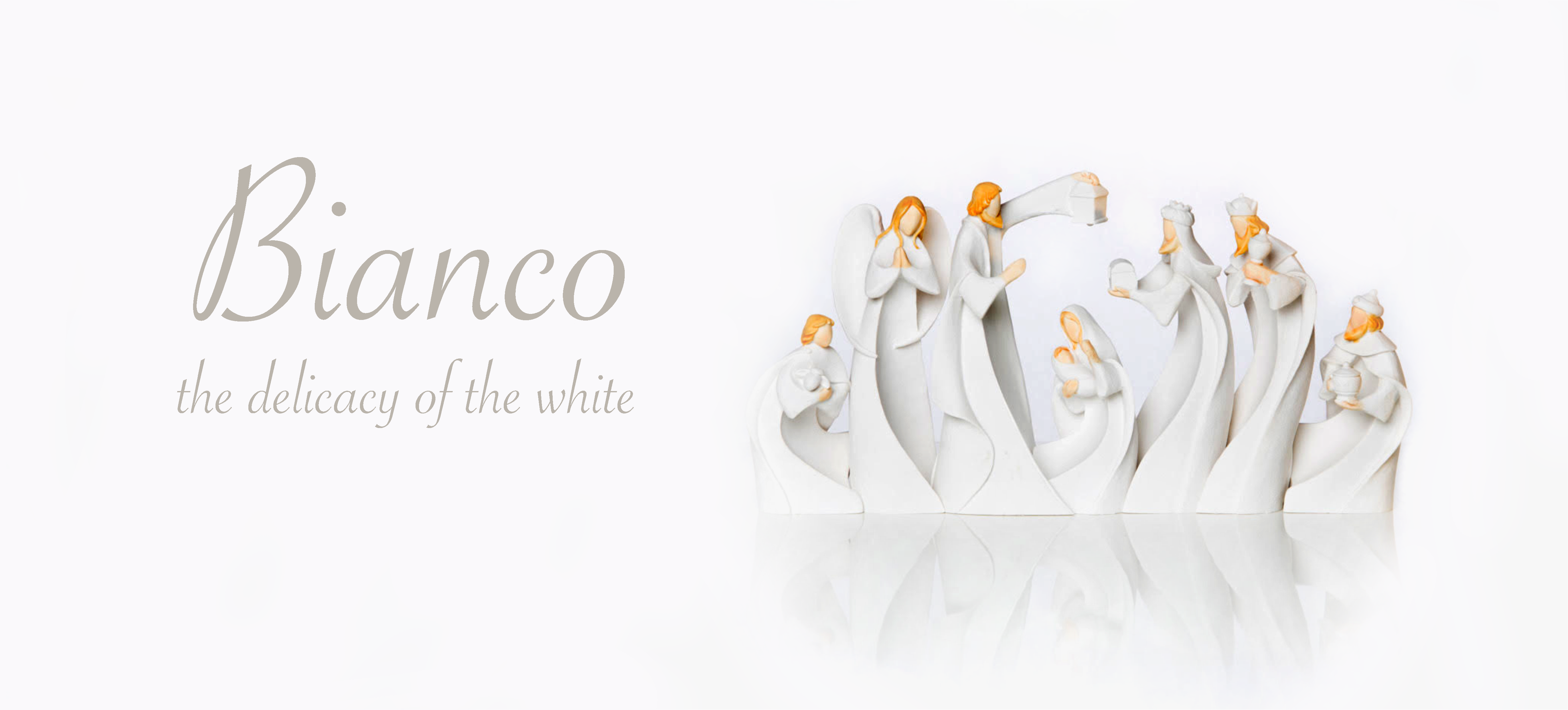 Nativity Sets Bianco