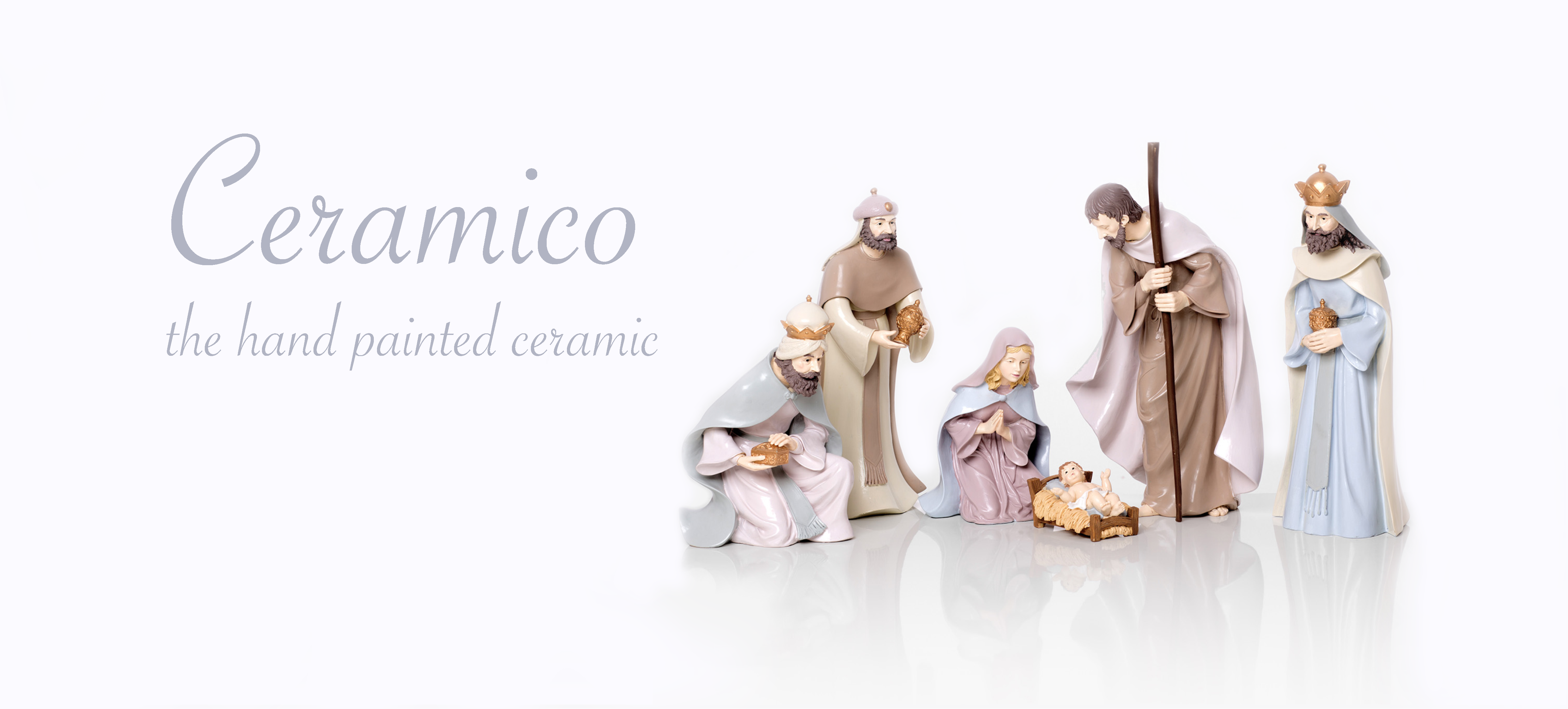 Nativity Sets Ceramico