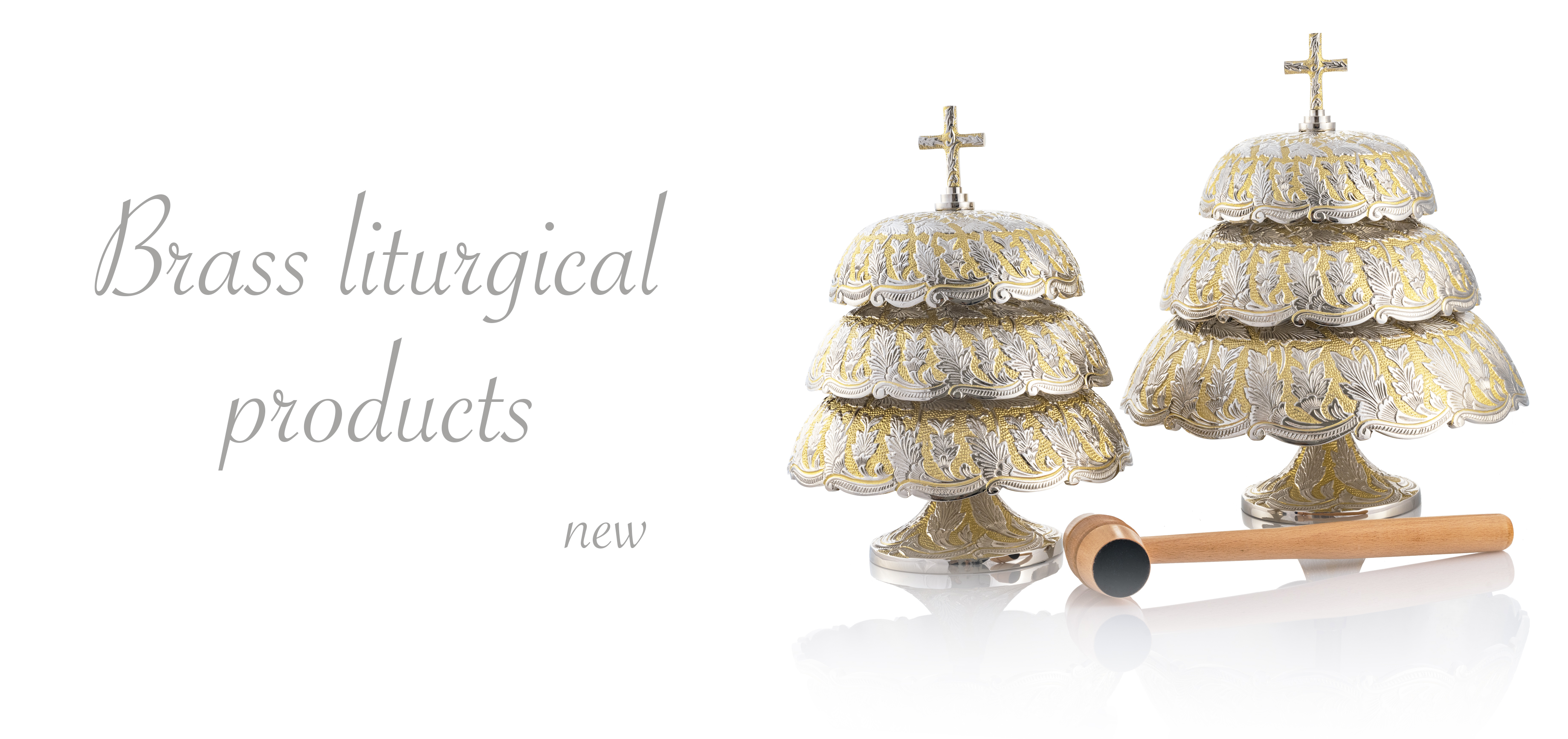 Brass liturgical products
