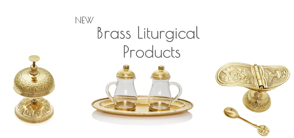 Brass Liturgical Products - NEW