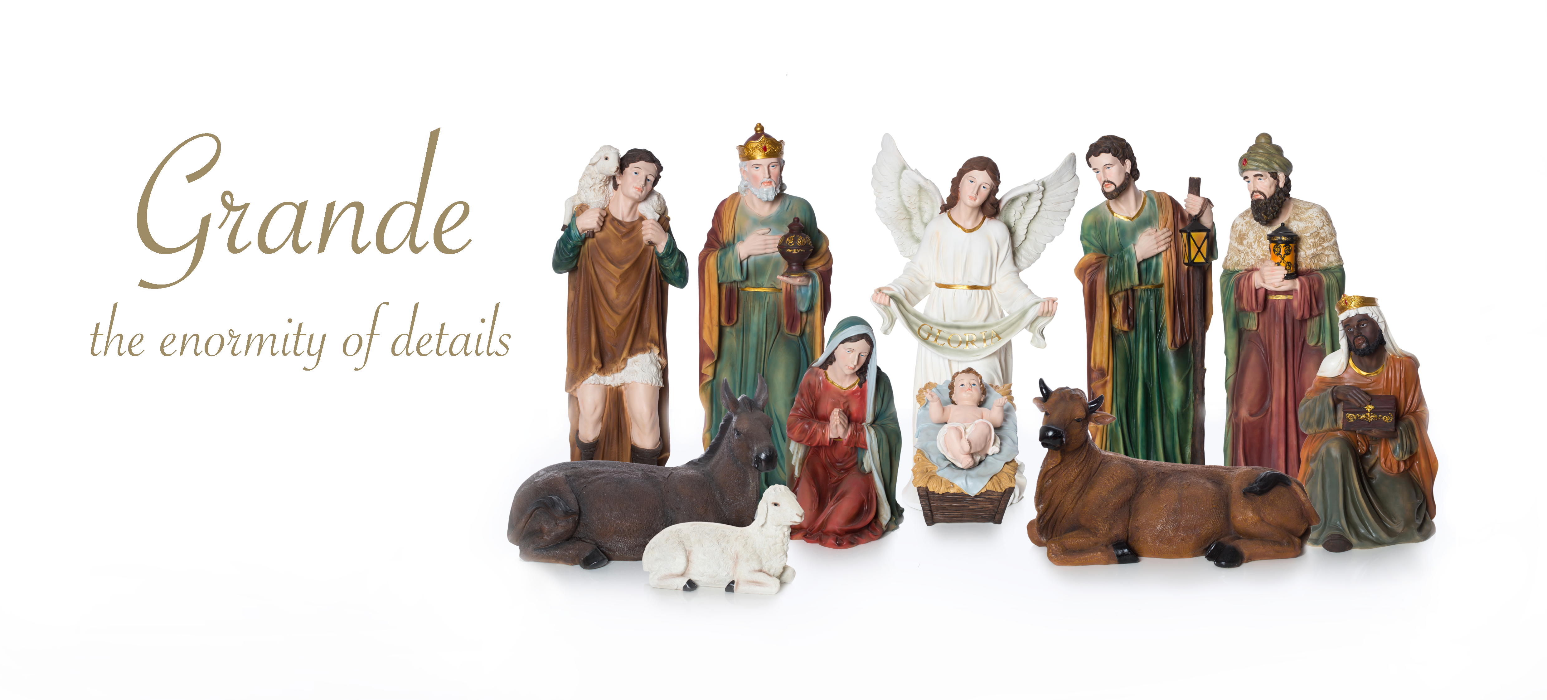 Nativity Sets Grande
