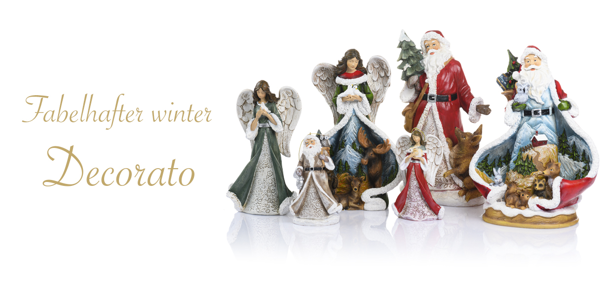 Fabelhafter Winter Decorato